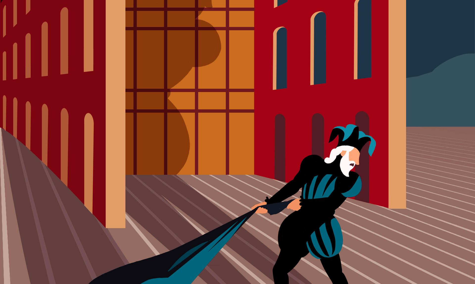 RIGOLETTO AL BARSÒ  Il nuovo spettacolo col quale il Teatro Regio di Parma  torna finalmente a incontrare il pubblico.