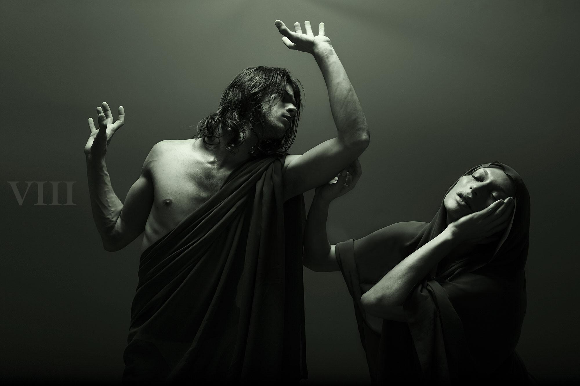 The passion, mostra fotografica di Toni Campo