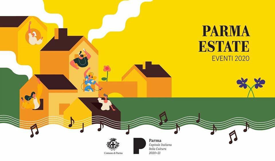 Parma Estate 2020: Dal 20 al 22 giugno weekend speciale con la Festa della Musica e Premio Strega