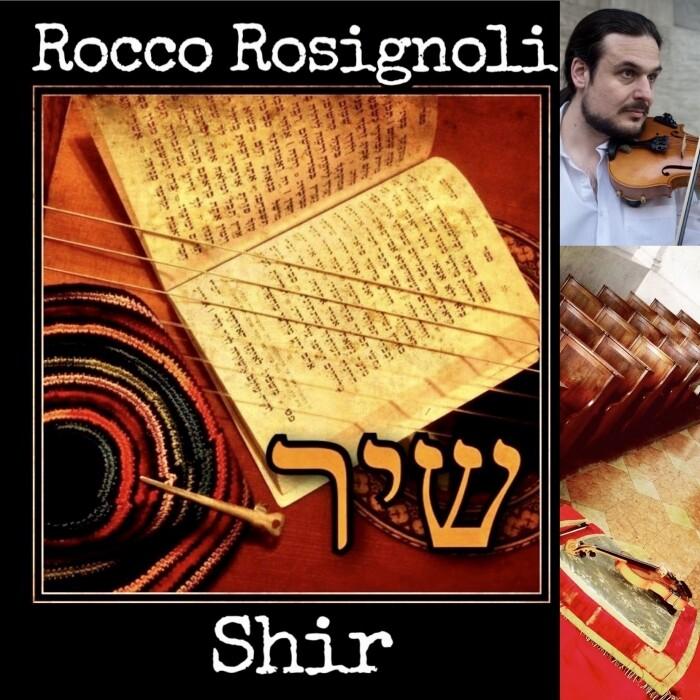 SHIR שיר Laboratorio/Concerto per tutta la famiglia con Rocco Rosignoli