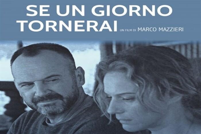 Se un giorno tornerai Il nuovo film di Mazzieri il 25 a Parma. all' Arena estiva del cinema Astra.