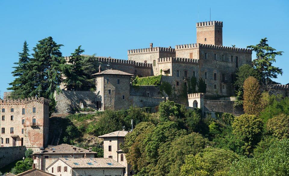 Super tortellata al Castello di Tabiano