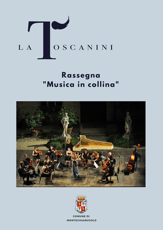 """""""Musica in collina"""" con la Toscanini a Montechiarugolo"""
