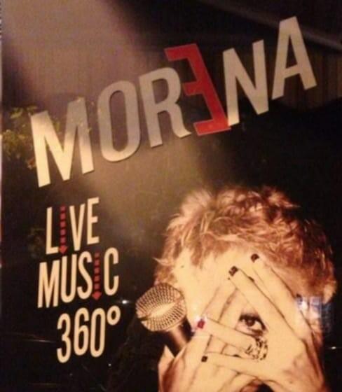 Live music con Morena alla Trattoria Cavallo