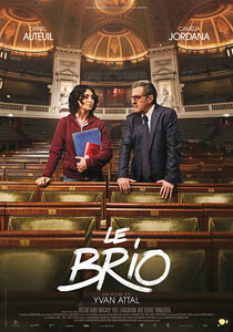 The Original Ones:    LE BRIO (QUASI NEMICI) di  Yvan Attal.