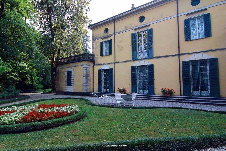 Apertura  Villa Giuseppe Verdi: sabato e domenica
