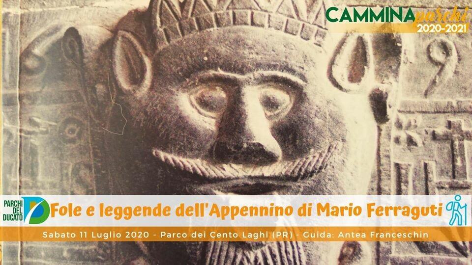 Camminaparchi: Fole e leggende dell'Appennino di Mario Ferraguti