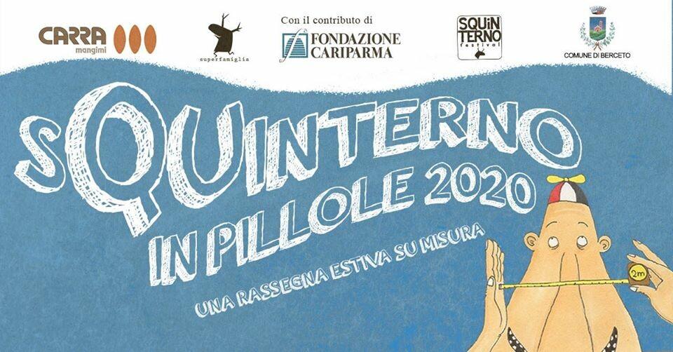 SQUINTERNO IN PILLOLE 2020: gli eventi a Parma