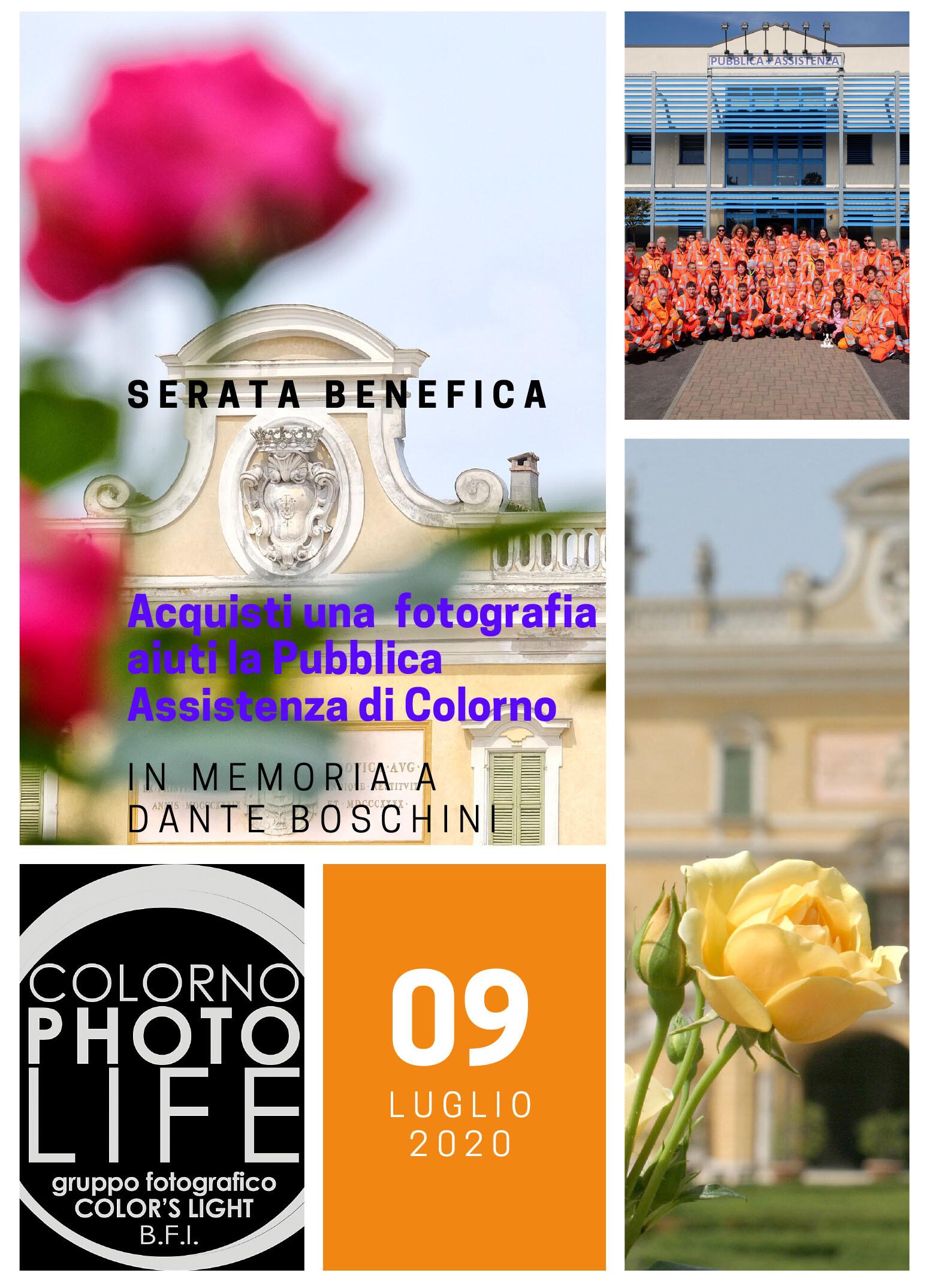 Vendita benefiche di foto