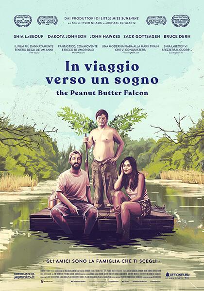 IN VIAGGIO VERSO UN SOGNO Prima visione -V.o.con sottotitoli italiani all' Arena estiva del cinema Astra.