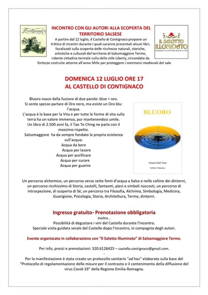 """Nel castello di Contgnaco presentazione del libro """"BUORO"""" di Gianni Dall'Asta e Roberto Mancuso"""