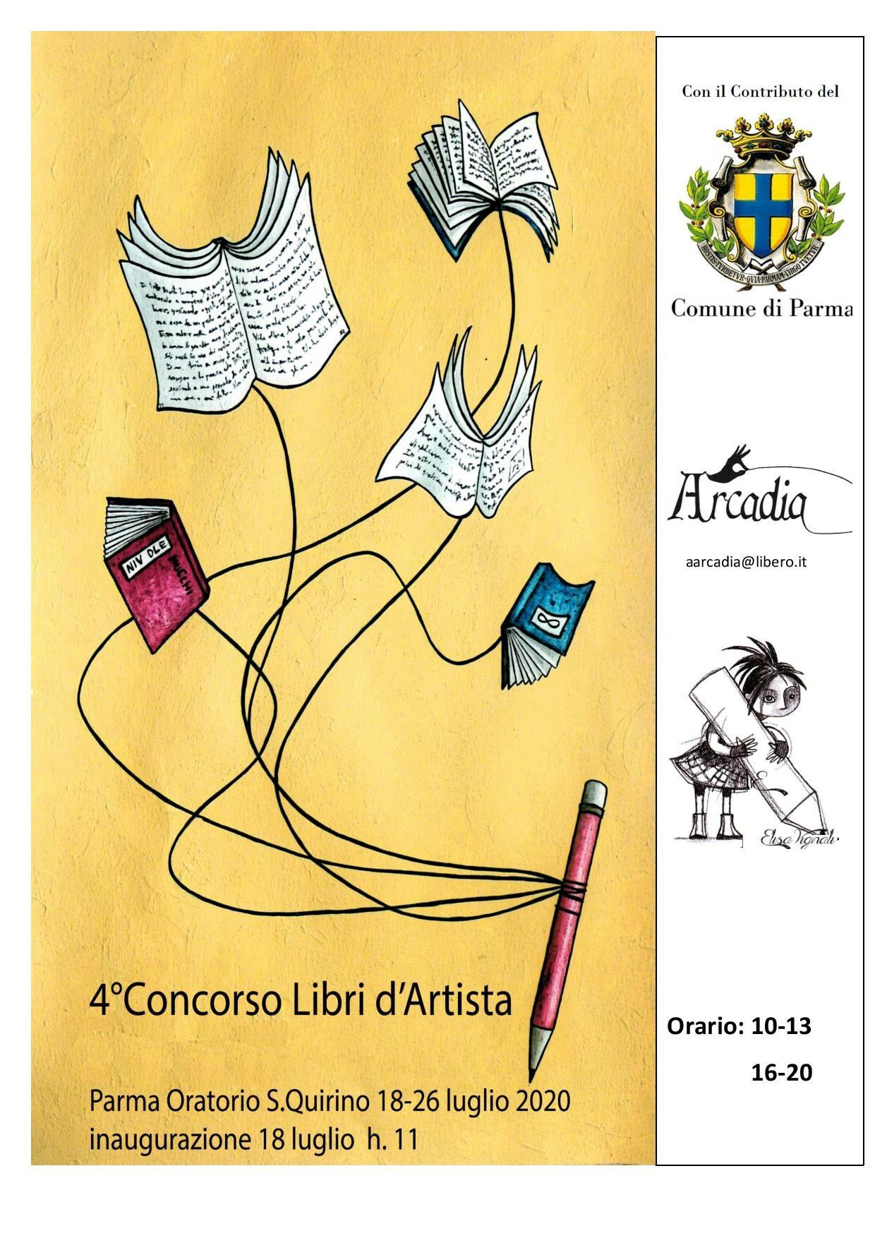 50 Libri d'artista in mostra all'Oratorio San Quirino