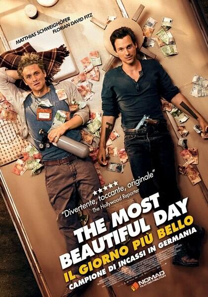 CINEMA AL PARCO 2020  'The Most Beautiful Day' (Il giorno più bello)
