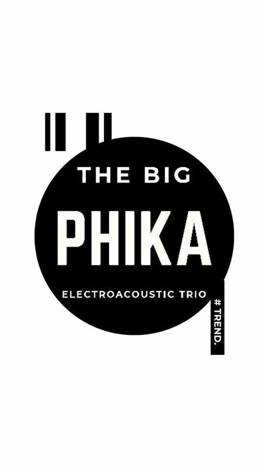 The Big PHIKA Live @ Cantina Oinoe