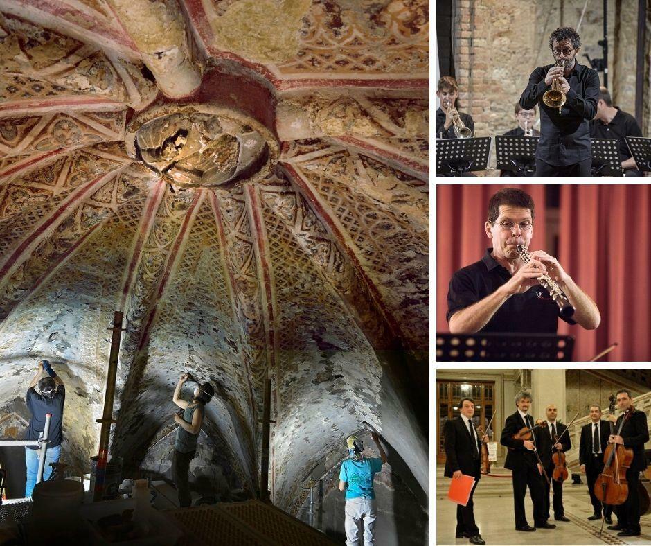 IL SUONO NELLA BELLEZZA : Note di speranza, in attesa di San Francesco del Prato