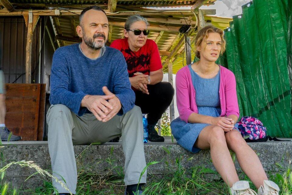 """Proiezione del film """"SE UN GIORNO TORNERAI"""" di Marco Mazzieri alla presenza del regista."""
