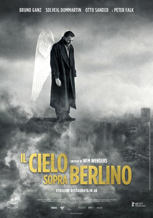 The Original Ones:  IL CIELO SOPRA BERLINO (Remastered)  di Wim Wenders