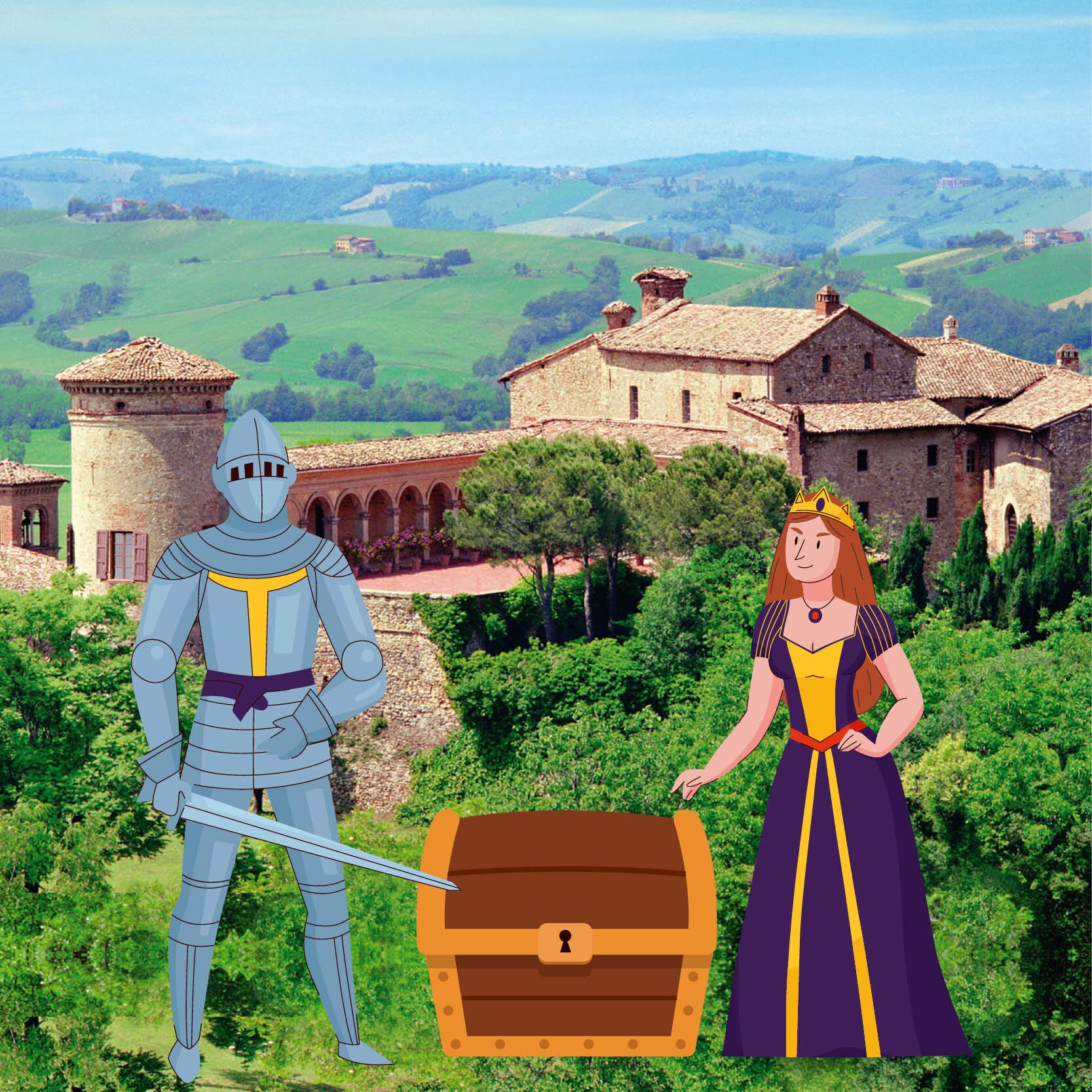 Magico tour per bambini nel Castello Incantato: Alla scoperta del segreto del Castello!