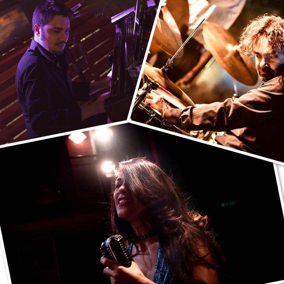 I giovedì da OINOE: Stefania Rava Organized Trio- con Leo Caligiuri all'organoe Paolo Mozzoni alla batteria -