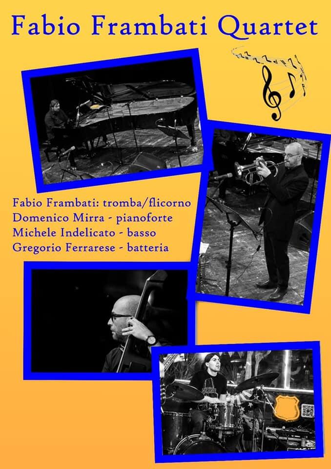 Fabio Frambati quartet live @ALTRO JAZZY NIGHT