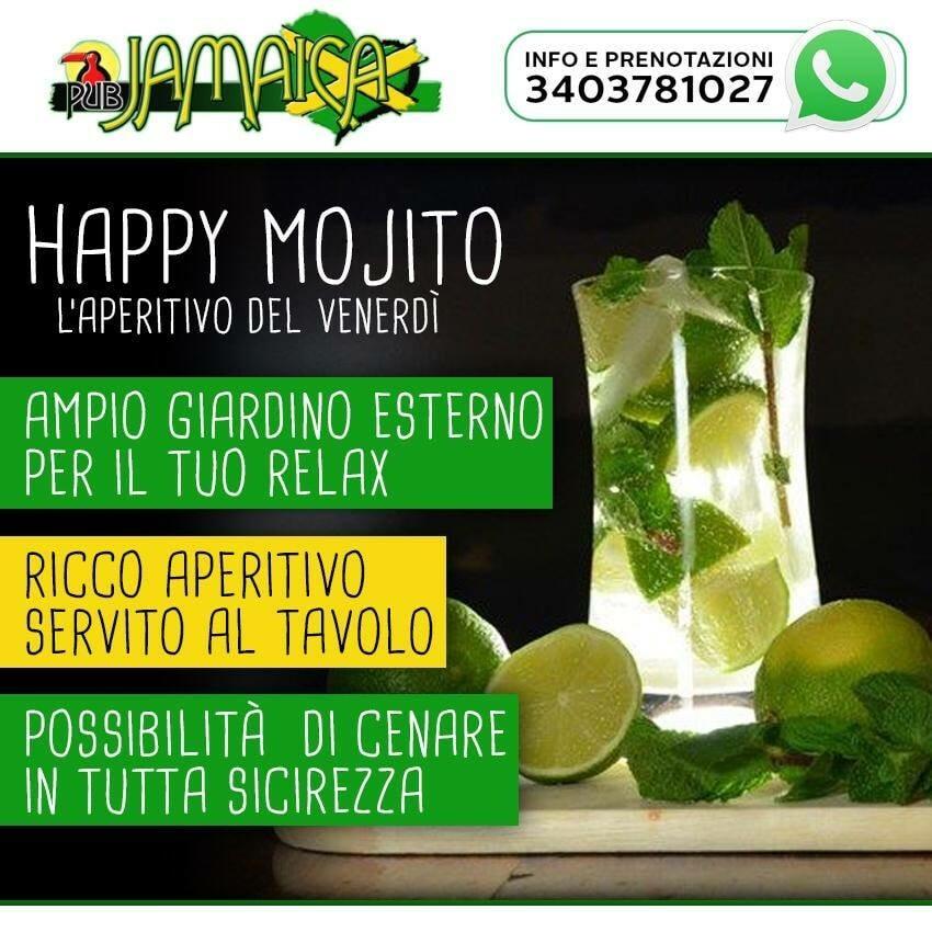 Happy Mojito al Jamaica