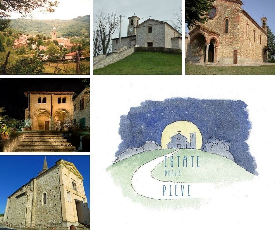 Estate delle Pievi: programma di concerti, spettacoli e visite guidate