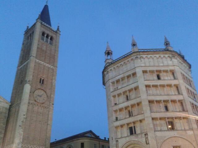 Parma all' ora del brunch.Visita guidata al centro storico