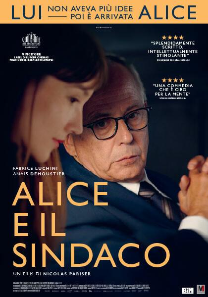 ALICE E IL SINDACO  Premio Cesar-Miglior attrice all' Arena estiva del cinema Astra.
