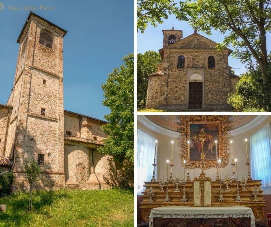 Estate delle Pievi, un tuffo con don Giorgio Schianchi nelle peripezie della Pieve di Madregolo a Collecchio
