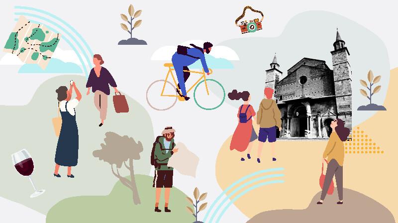 Ecco Fidenza 2020 – Percorsi in città e nella natura  Storia, arte, cultura, natura, gastronomia