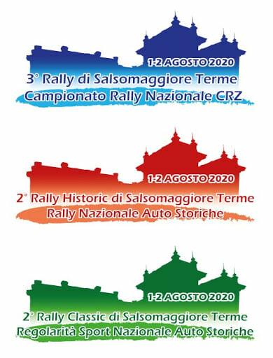 Rally di Salsomaggiore  Sabato 1 e domenica 2 agosto la gara, 170 gli equipaggi.