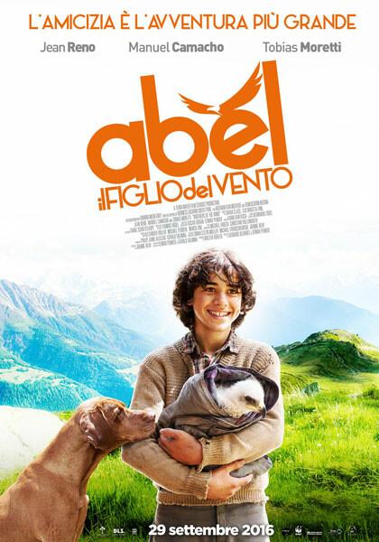 The Cinema Show a Tabiano Terme:  ABEL - IL FIGLIO DEL VENTO