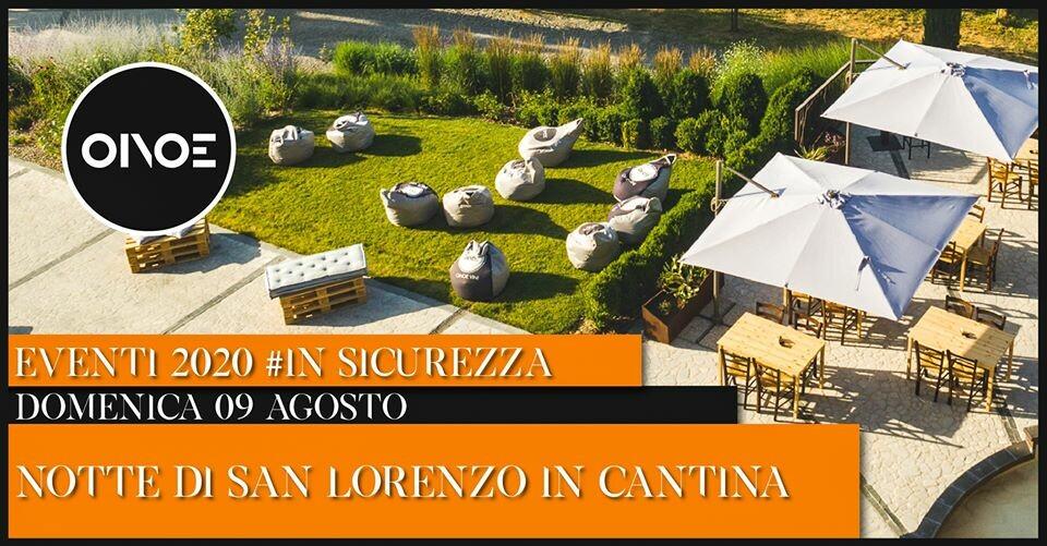 Notte di San Lorenzo in Cantina da Oinoe Vini - Speciale serata Gipsy Jazz con il trio Django's Fingers