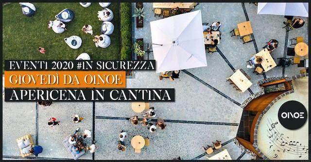 I giovedì da OINOE: picnic, cucina e vino e la musica di Antonella Lococo con Alessandro Fajeti