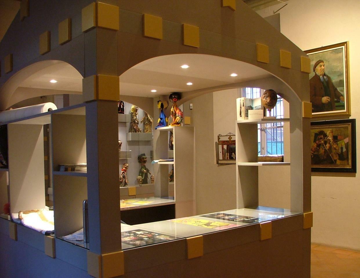 Musei civici nel weekend  Le proposte per sabato 15 e domennica 16 a Parma, alla Pinacoteca Stuard e del Castello dei Burattini.