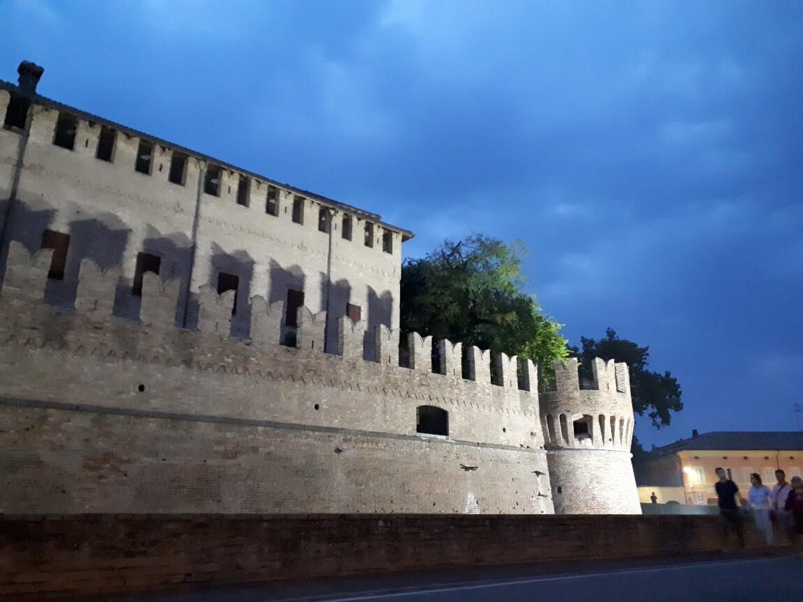 Ferragosto: visite notturne alla Rocca DI fONTANELLATO venerdì 14 e sabato 15 agosto