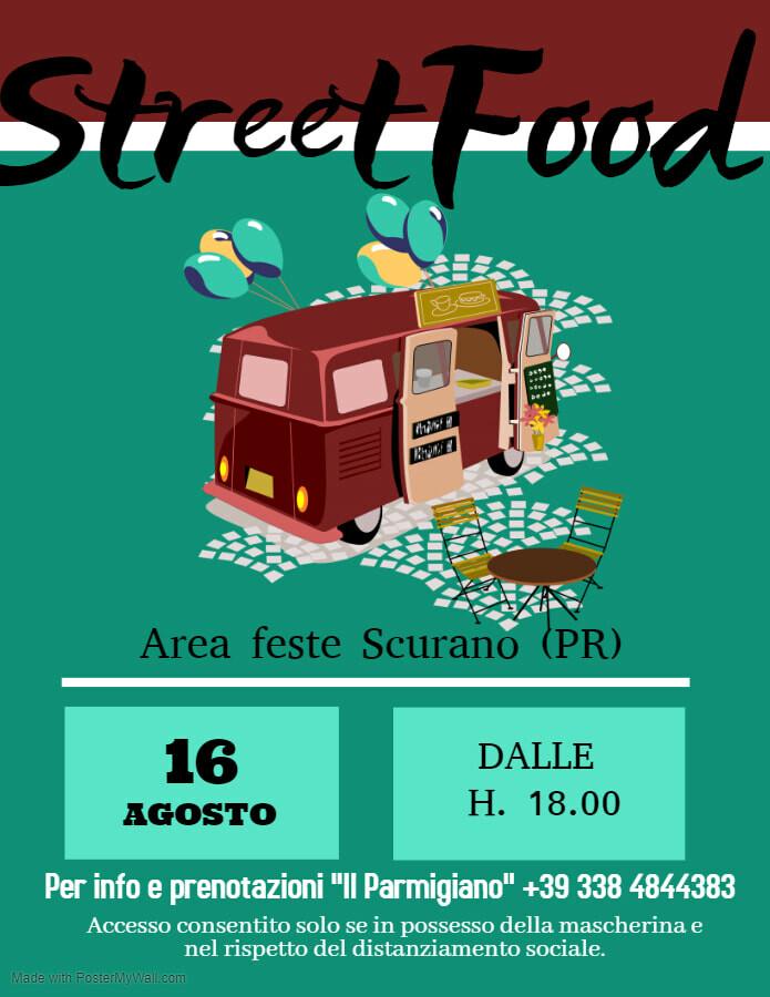 Street food con il Bastian Contrario on the road
