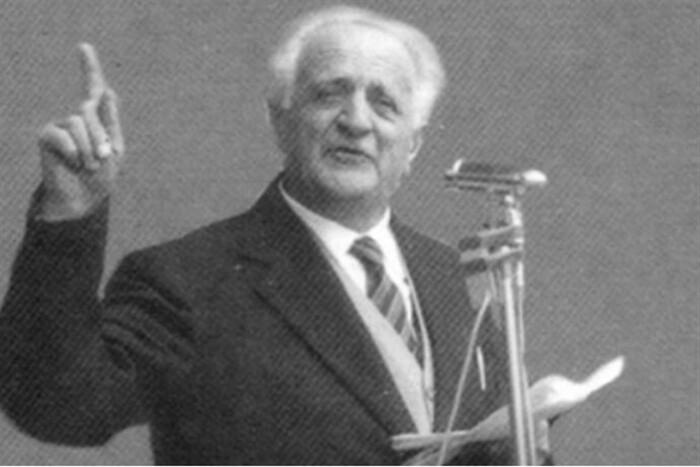 Commemorazione Giacomo Ferrari