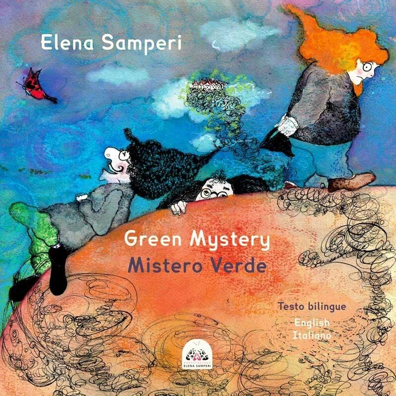 """Presentazione del progetto """"Borgo degli artisti"""" e della pubblicazione della favola """"Green Mistery"""" di Elena Samperi"""