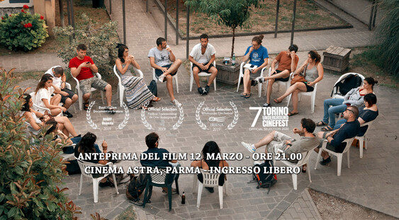 """Anteprima parmigiana del film documentario """"Dentro il collettivo"""" di Lorenzo Melegari"""