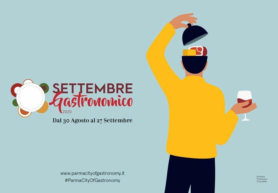Settembre Gastronomico 2020  Raccontare l'identità di Parma e del suo territorio attraverso la cucina