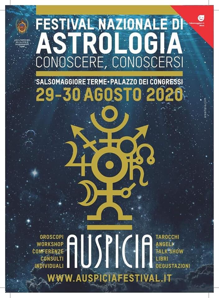 Auspicia Festival  , Festival Nazionale di Astrologia