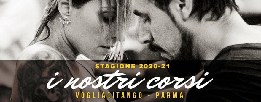 Voglia di tango: Partenza con Lezione Gratuita 9 Settembre