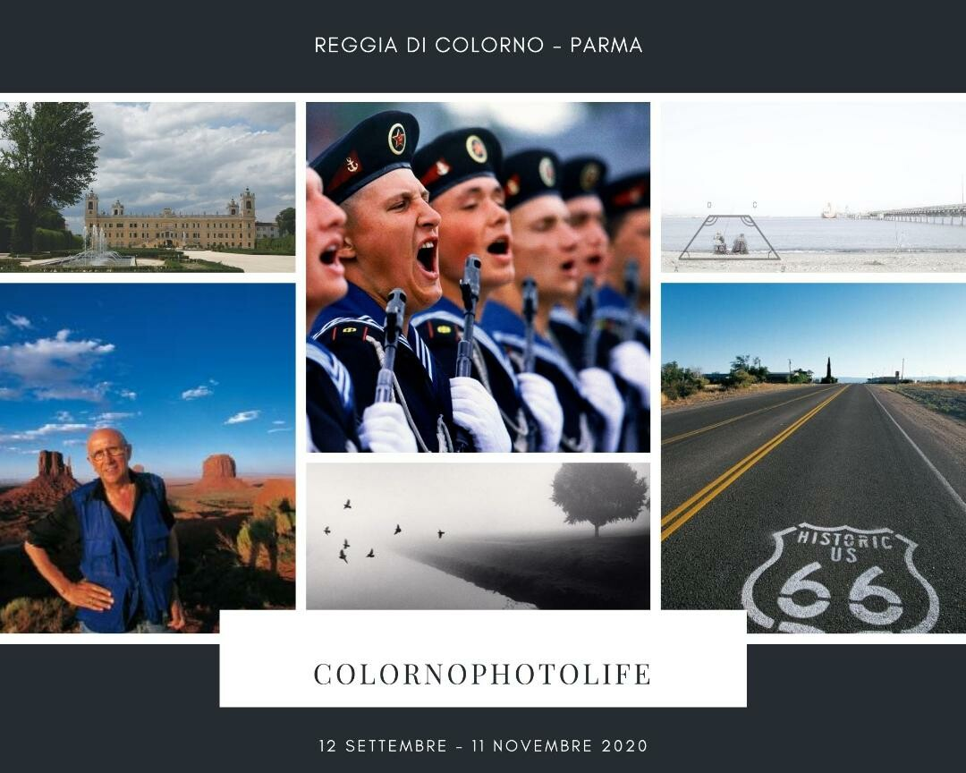"""""""Il tempo, intorno a noi"""" negli scatti d'autore di ColornoPhotoLife con Franco Fontana e Michael Kenna e..."""