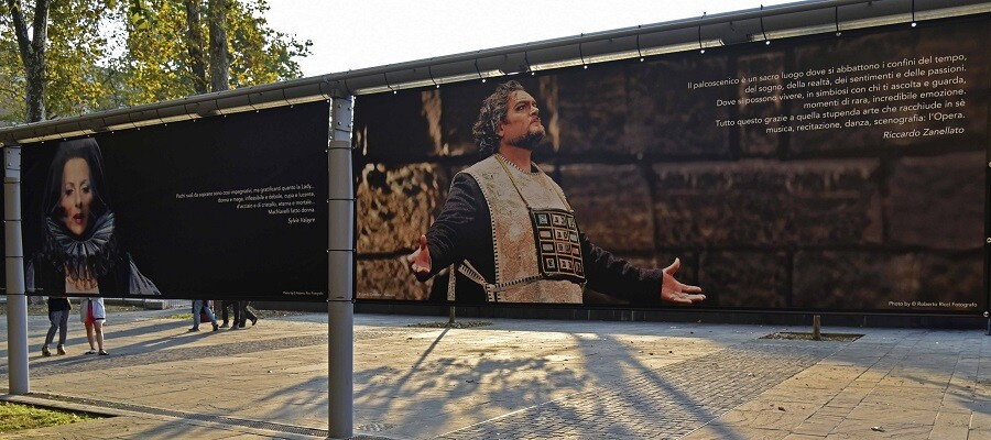 Verdi Off:  SGUARDI IN SCENA Mostra fotografica di Roberto Ricci