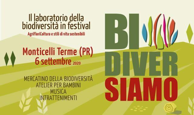 Biodiversiamo, festival–laboratorio dedicato alla biodiversità