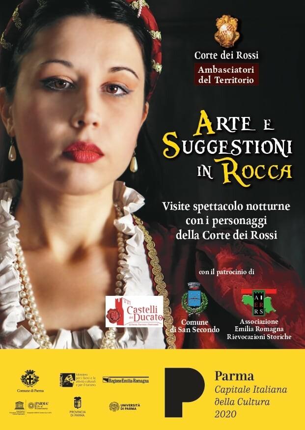 Arte e suggestione in Rocca a San Secondo
