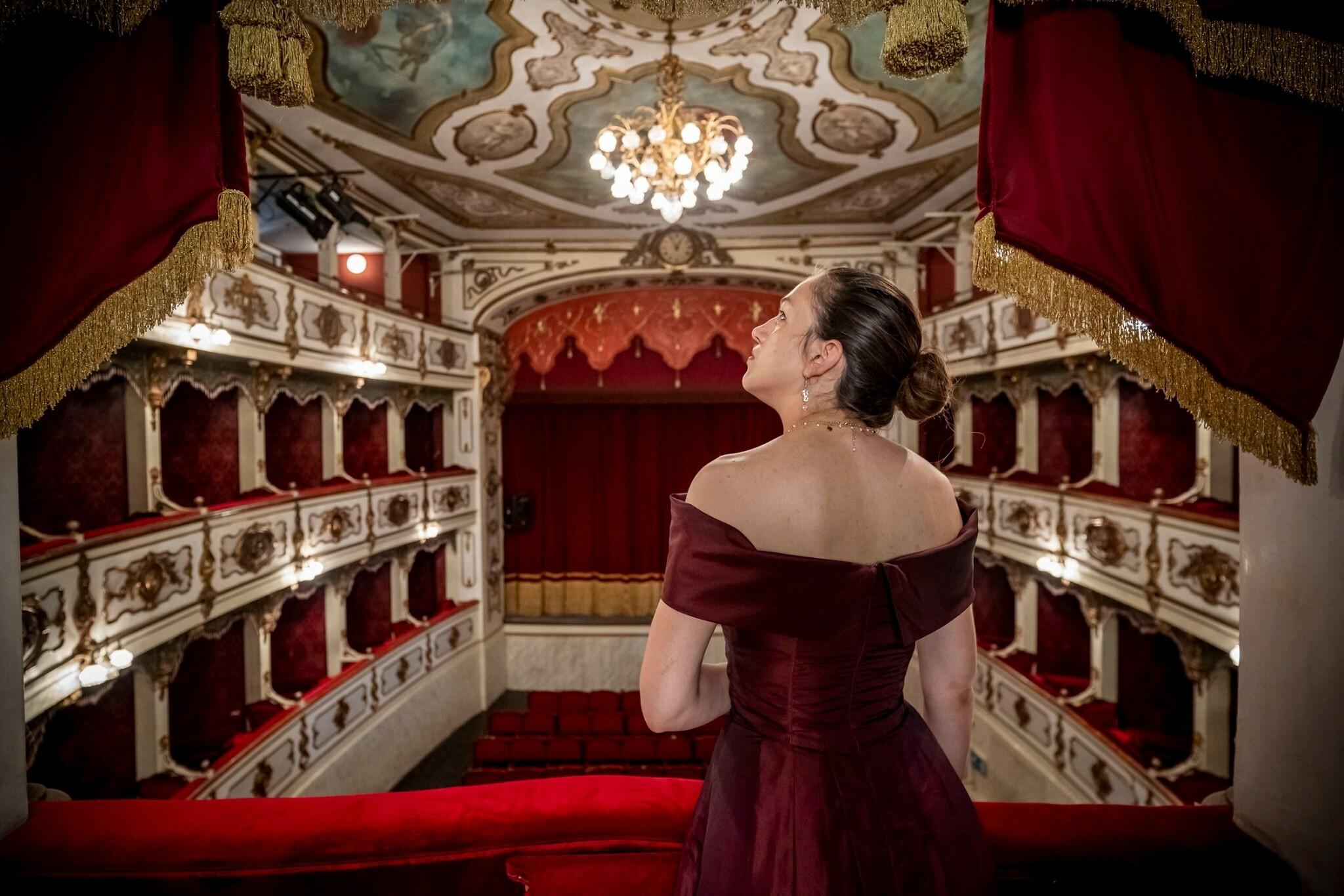 Chi non vorrebbe amare ed essere amato come si amarono Giuseppe Verdi e Giuseppina Strepponi? Visita guidata al Teatro Verdi