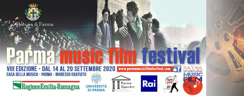 PARMA INTERNATIONAL MUSIC FILM FESTIVAL - VIII EDIZIONE OMAGGIO AD ALBERTO SORDI E FEDERICO FELLINI  NEL CENTENARIO DELLA NASCITA