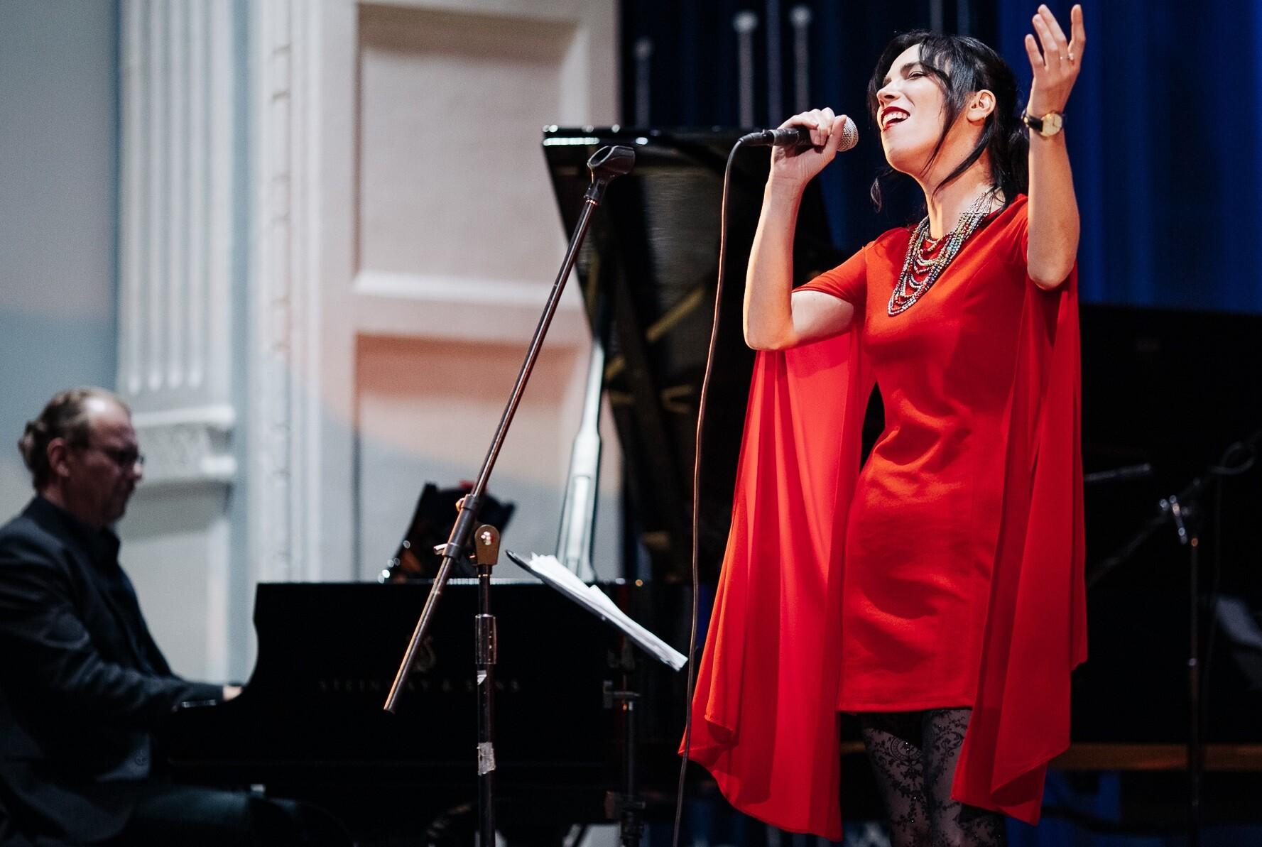 Festival Crossroads - concerto Greta Panettieri a Parma